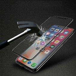 For iPhone X XS Max XR 11 Pro Full Coverage Tempered Glass S