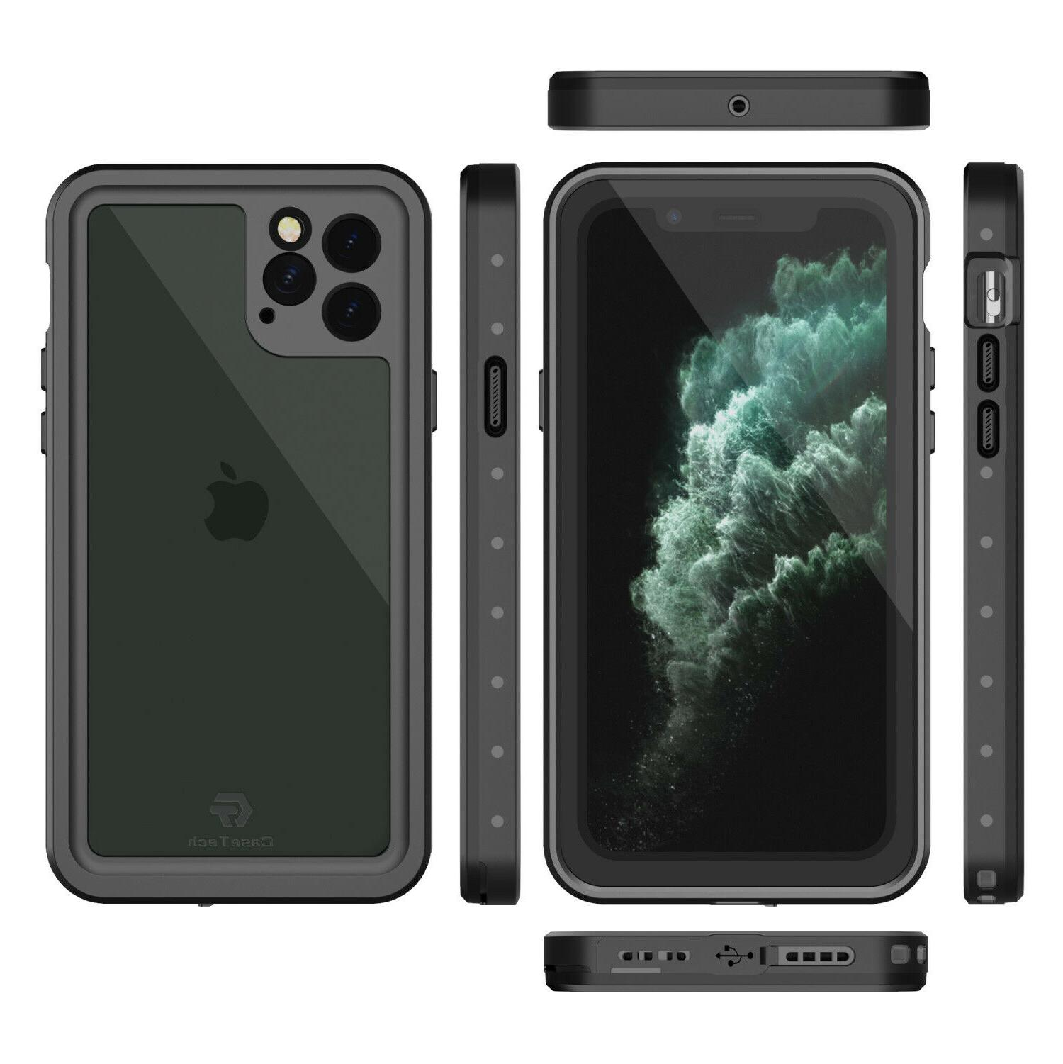 For iPhone / 11 Case w/ Screen Protector