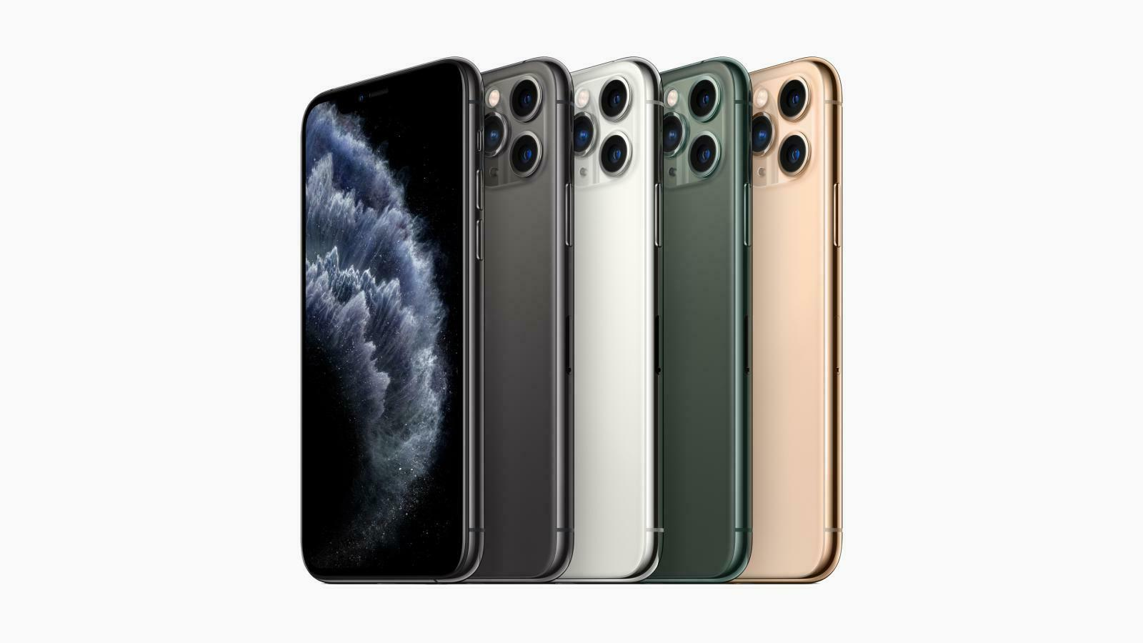 OB Apple iPhone 11 Pro Max 64/256/512 GB Gold, Silver, Gray