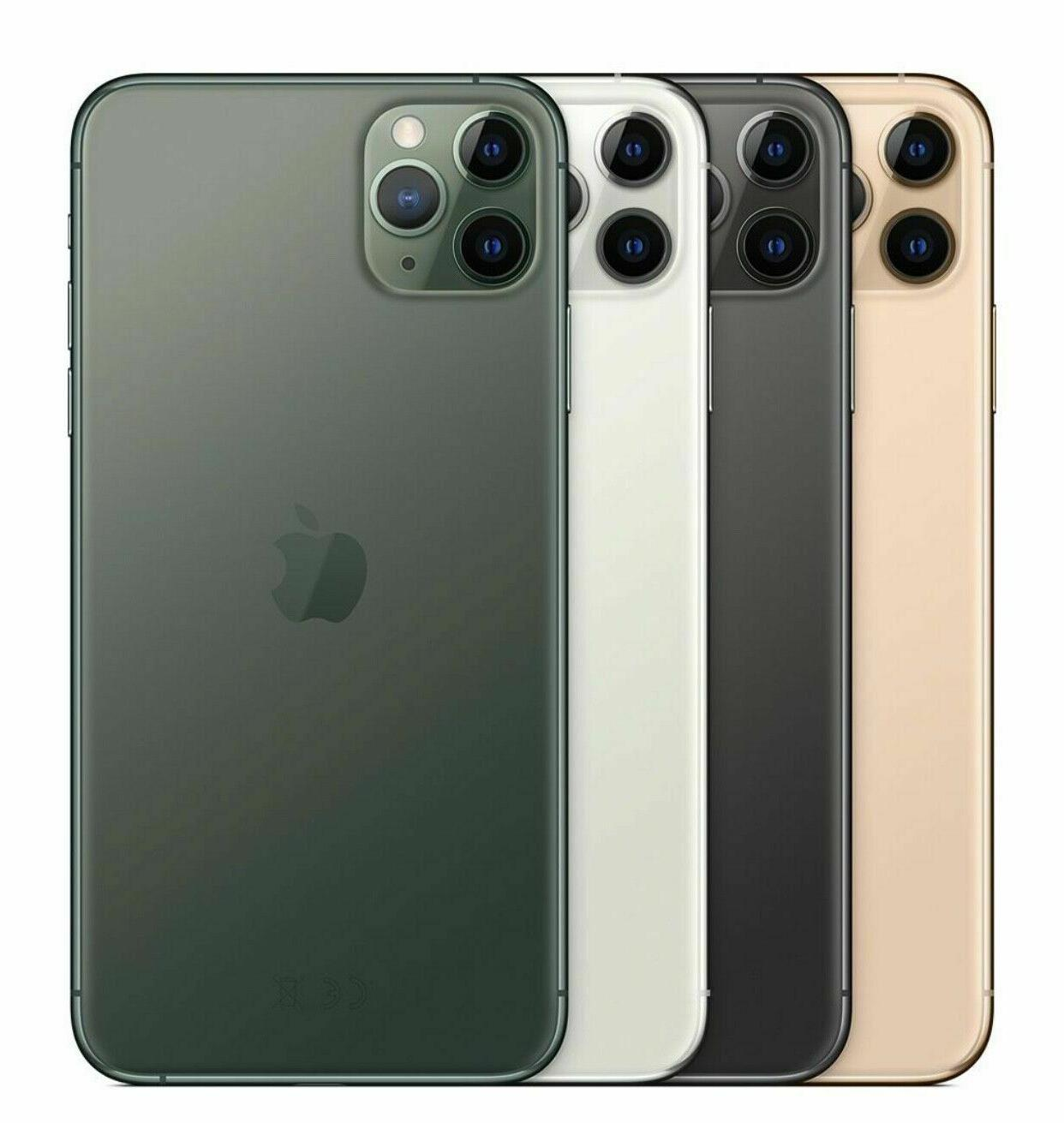 iphone 11 pro max all colors 64