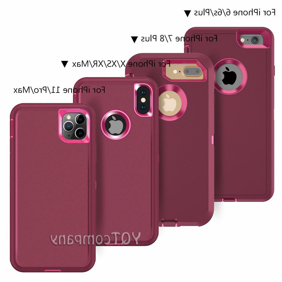 For 11 6 7 XS Max Case