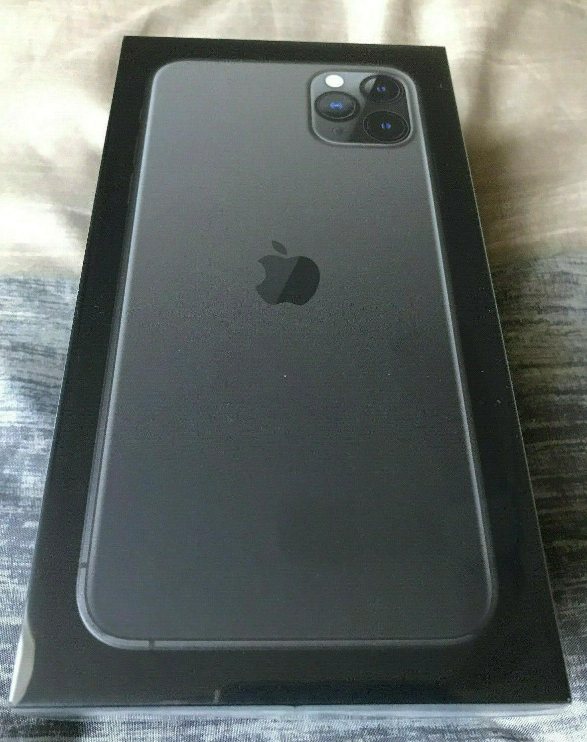 new iphone 11 pro max 256gb space