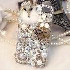 New S*ACT 3D elegant handmade full bling diamond shiny lovel
