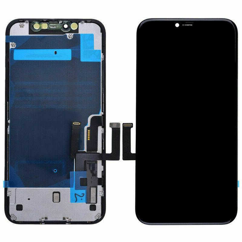 Replacement Touch Display Assembly iPhone 11 with tools