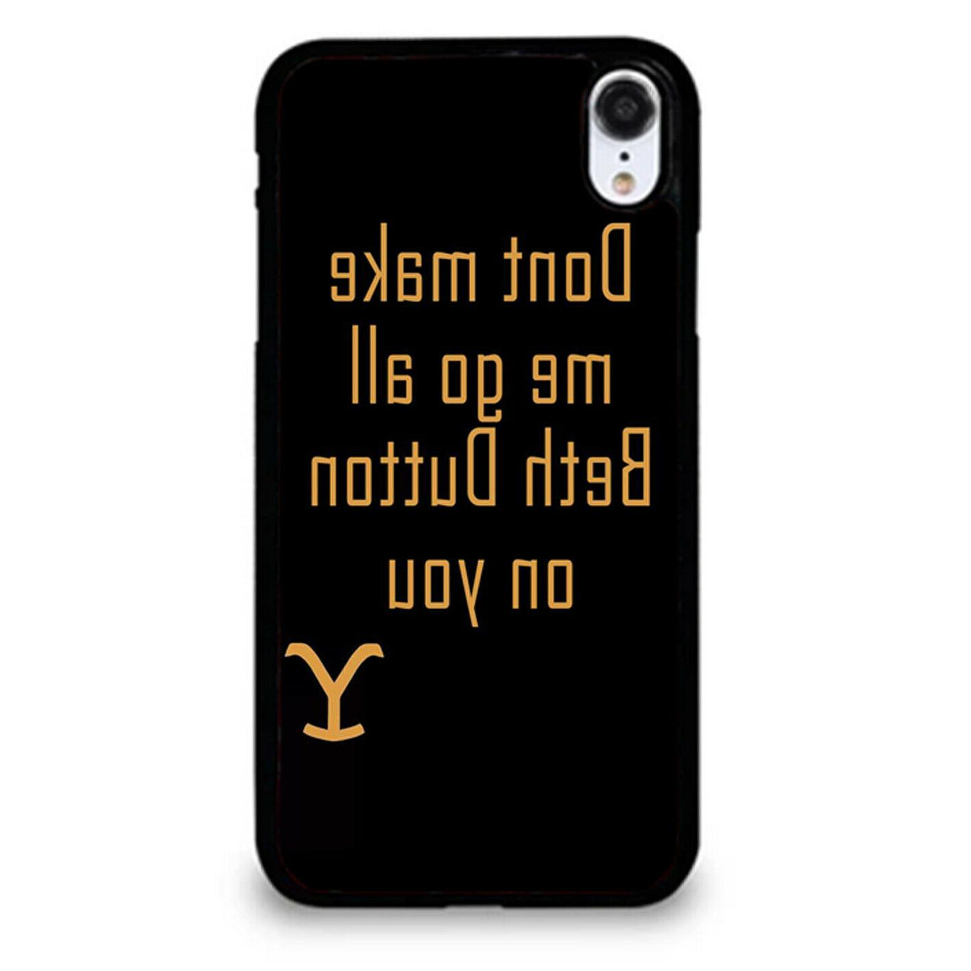 yellowstone quote iphone 11 promax case iphone
