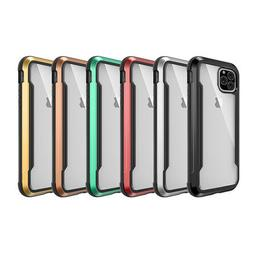 Lot/12 Chrome Finish Clear Case for iPhone  11