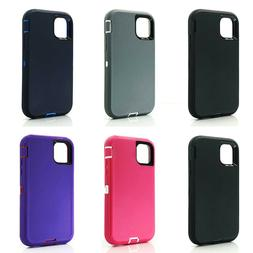 """Lot/6 Protective Defender Case for Apple iPhone 11 6.1"""""""