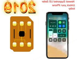 Lot Whlesale 10 x iDeal Unlock Turbo Sim Card for iPhone X 8