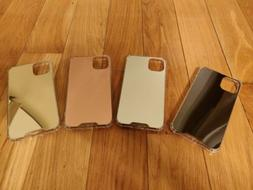Mirror plated iphone 11 case