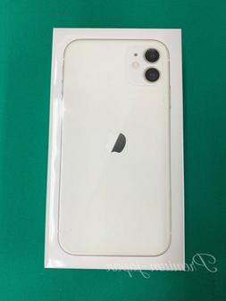 APPLE MWLU2J/A iPhone 11 White 64GB SIM FREE Japan Domestic