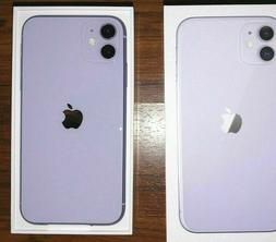 New Apple iPhone 11 128GB Purple Verizon Only Clean Esn Warr
