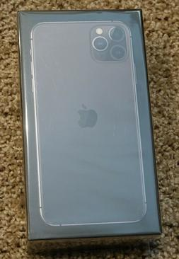 NEW Apple iPhone 11 Pro Max - 512GB - Space Gray Unlocked A2