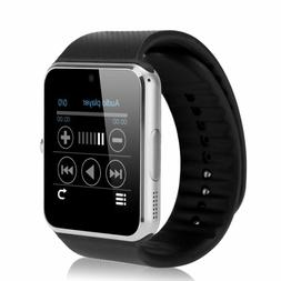NEW SMART WATCH PHONE MATE WITH TOUCH SCREEN CAMERA CALL TEX
