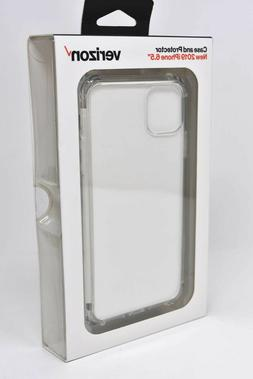 Verizon OEM Clarity Case w/ Screen Protector for iPhone 11 P