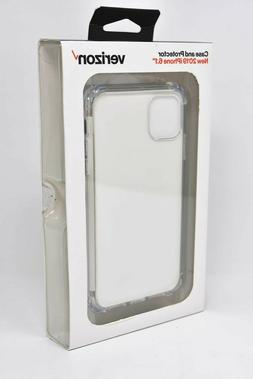 Verizon OEM Clarity Case w/ Screen Protector for iPhone 11 6