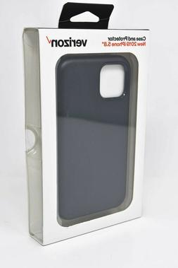 Verizon OEM Rugged Case w/ Screen Protector for iPhone 11 Pr