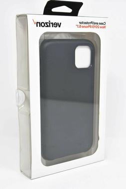 Verizon OEM Rugged Case w/ Screen Protector for iPhone 11 6.