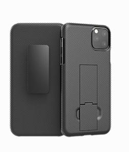 Verizon OEM Shell Holster Combo Case w/ Clip for iPhone 11 P