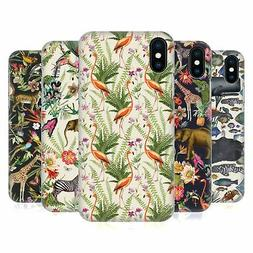 OFFICIAL ARCHIVE ANIMAL PATTERNS BACK CASE FOR APPLE iPHONE