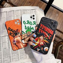 ONE PIECE Monkey D. Luffy) Collection Phone Case For iPhone
