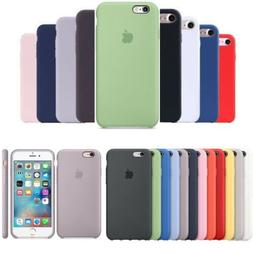 Original Silicone Luxury Ultra-Thin Case for Apple iPhone 11
