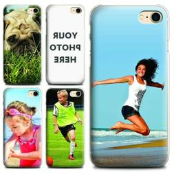 Personalised Custom Photo TPU Protect Case Cover For iPhone