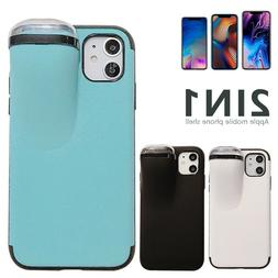 Premium 2 In 1 Silicone Case for AirPods and iPhone 11 Pro X