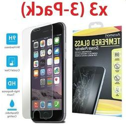 ✔ Real Tempered Glass Screen Protector Premium For iPhone