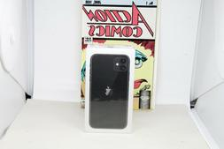 SEALED NEW Apple iPhone 11 - 64GB - Black  A2111 100% CLEAN