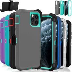 Shockproof Hard Case Cover For Apple iPhone 11 / Pro / Max