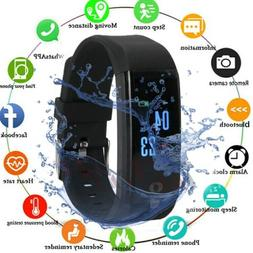 Smart Wrist Watch W/Camera Bluetooth Tracker For Android Sam