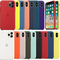 Soft Silicone Phone Case For Apple iPhone 11 Pro Max 2019 Co