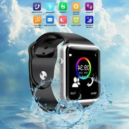 Sport Bluetooth Smart Watch For iPhone 11 Pro Xs X 8 Plus Sa