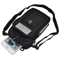 Sports Travel Blet Clip Carry Phone Pouch Case Bag for iPhon