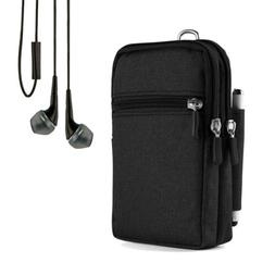 Travel Waist Belt Clip Phone Pouch Case Cover Bag for iPhone