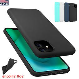 Ultra Thin Shockproof Soft Silicone Case Cover for iPhone 11