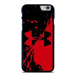 UNDER ARMOUR INK DROP iPhone 5 5S 6 6S 7 8 PLUS X XR XS 11 P