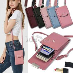 US For iPhone 11 Pro Max Mini Cross-body Shoulder Bag Case H