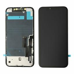 USA For iPhone 11 LCD Display Touch Screen Digitizer + Back