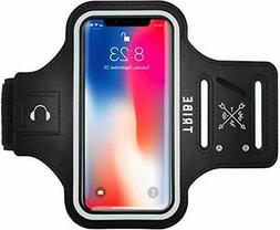 Water Resistant Cell Phone Armband Case for iPhone 11, 11 Pr