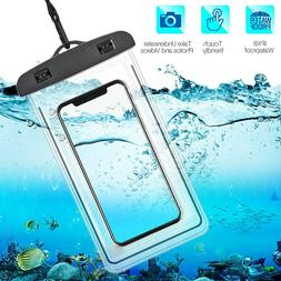 Waterproof Case Underwater Cover Dry Bag Pouch Cell Phone Un