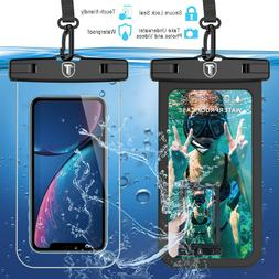 Waterproof Floating Cell Phone Pouch Dry Bag Case Cover for