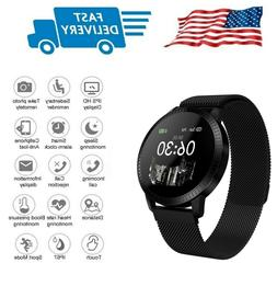 Waterproof Smart Watch For iPhone 11 IOS Android Samsung Gal