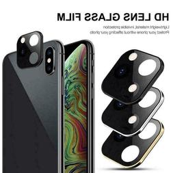 For X/XS/XS MAX TO iPhone 11pro/max Lens Protection Film Fil
