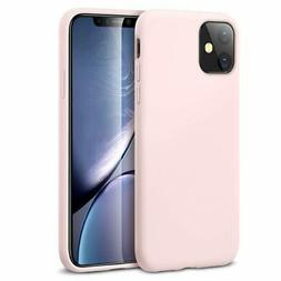 ESR Yippee Color Soft Case for iPhone 11, Liquid Silicone Ru